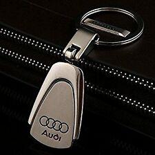 Portachiavi Audi in Acciaio