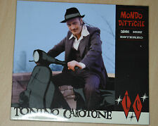 Tonino Carotone - Mondo difficile. CD-Single (CP1708)