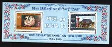 Indien Block 4 postfrisch