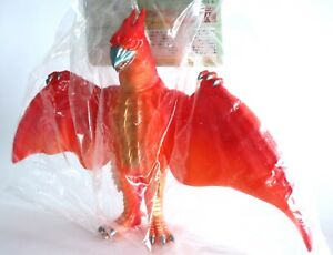 Rodan Final Wars Edition Marmit Orange Molding Body Painted Vinyl Figure Sofubi