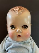 New listing Tiny Tears doll ca. 1940's Vintage marked American Character patent pending