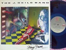 J. Geils Band ORIG OZ LP Freeze frame NM 1981 Blues Rock Pop Rock