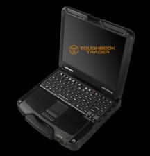 BLACK COBRA Panasonic Toughbook CF-31 • 8GB • GPS • 480GB • DVD-RW • Win10 or 7