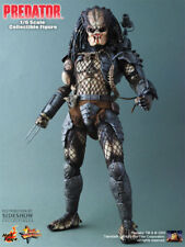 Hot Toys Original Predator 12 inch 1/6 Action Figure MMS90 New Sealed In Box!