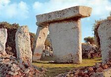 Spain Menorca Mahon Monumento megalitico Talati