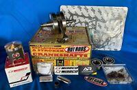 KTM 250 SX '07-'15 HOTRODS WISECO Top+Bottom End ENGINE Rebuild Kit Piston Crank