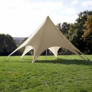 Commercial Wedding Event Beach Yard Patio Pool Star Stretch Tent