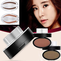 Eyebrow Powder Makeup Brow Stamp Palette Delicated Shadow Definition 4 Styles