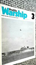 PROFILE WARSHIP #3: USS HORNET: (CV8) AIRCRAFT CARRIER (1971)