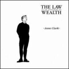 The Law Is an Anagram Of Wealth1993 Von Anne Clark