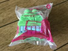 Hello Sanrio Keroppi Mart McDonalds Happy Meal Toy #4 2016 (New in Bag)