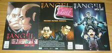 Angel: Smile Time #1-3 Vf/Nm complete series - A variants - buffy spinoff set 2