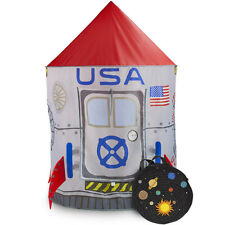 Space Adventure Roarin Rocket Play Tent Spaceship