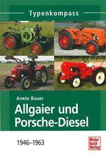 Typenkompass Allgaier&Porsche Diesel Traktoren Typen-Buch/Modelle/Daten/Handbuch