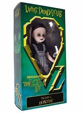 LIVING DEAD DOLLS LOST WIZARD OF OZ DOROTHY ACTION FIGURE HORROR TOY COLLECTIBLE