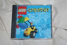 Lego Creator CD-ROM