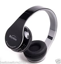 Stereo Bluetooth 4.0 Headphones Headsets Fit for all TABLET PC SMART CELL PHONES
