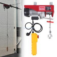 Seilzug Seilwinde Elektrische Motorwinde Seilhebezug Kranwinde Vacuum pump