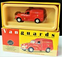 VANGUARDS MORRIS MINOR VAN SOUTHERN GAS SERVICE MINT BOXED.