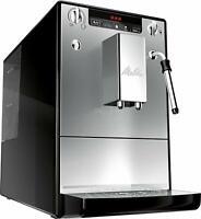 Melitta Solo&Milk 953-102 Cafetera Automatica Molinillo Espumador de Leche 1400W