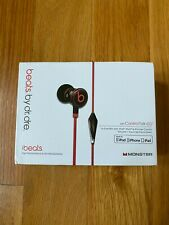Dr. Dre iBeats High Performance In-Ear Headphones