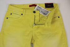 Hugo Boss Label Gemini Damen Jeans Hose Slim Fit Vintage NEU W30/L34 UVP179,95€