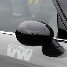PERFORMANCE VW Auto Car Van Window Laptop Vinyl Decal Sticker Useful Decoration