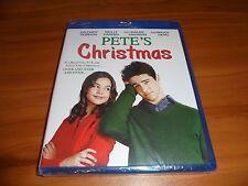 Pete's Christmas (Blu-Ray, 2014)  Zachary Gordon,Molly Parker NEW