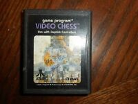 atari 2600 - video chess - cart only