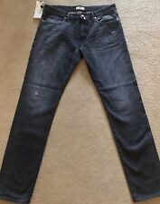 INCOTEX Cinque Jeans Jet Slim W35 L34.5 New with Tags, RRP£250.
