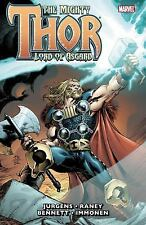 Thor: Lord of Asgard, Jurgens, Dan, Acceptable Book