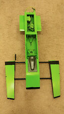 Dumas Hawk? Outrigger Rc boat wooden Vintage Remote Control