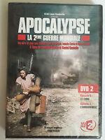 Apocalypse la seconde guerre mondiale DVD 2 épisode 3 et 4 DVD NEUF SOUS BLISTER