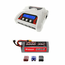 Venom 35C 3S 5000mAh 11.1V LiPo Battery and 2-4 Cell Balance Charger Combo