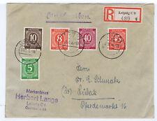 All.Bes./Gemeinsch.Ausg. Mi. 931 u.a., R-Leipzig, 11.11.46