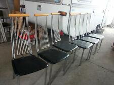 Markenlose Tisch- & Stuhl-Sets aus Chrom fürs Wohnzimmer