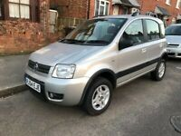 Fiat Panda 4x4 5 door hatchback 5 speed
