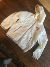 Kids Geox Jacket Age 6 Excellent Condition Coat Top White