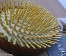 WOODEN HAIR BRUSH WOOD PINS EXTRA LARGE 23.5 CM Antistatic Massage