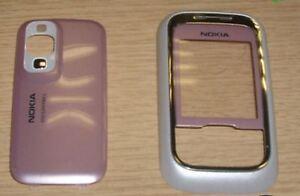 Genuine Nokia 6111 Fascia Battery Cover Housing Pink