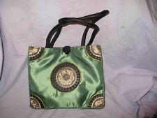 Lovely Green Gold Bag