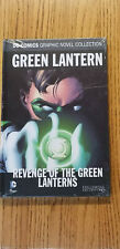 DC GRAPHIC NOVEL COLLECTION #67~REVENGE OF THE GREEN LANTERNS~HC SEALED NEW RARE