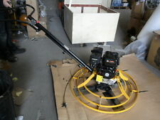 POWERFLOAT POWER FLOAT SCREEDER 36 and free pan and bull float 2 year warranty