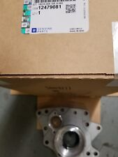 New OEM 12479081 GM Front Right Passenger Disconnect Axle Housing Cover NIP