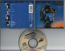 THINKMAN Life Is A Full Time Occupation 1988 CD BMG ARIOLA RUPERT HINE THE FIXX