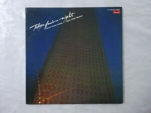 "Shuichi ""Ponta"" Murakami Tokyo Fusion Night Polydor MR 3159 Japan  VINYL LP"