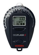 Gossen - Digisix 2 Belichtungsmesser für Dauerlicht