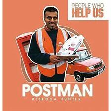 Postman (People who help us) - Paperback / softback NEW Hunter, Rebecca 25/10/20