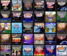 DE-SNK NEO GEO X CARD SET VOL3 MORE 180 GAMES FIRMWARE 0.45 NEW