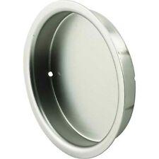Prime-Line Products N 7206 Closet Door Finger Pull,2-Inch, Satin Nickel